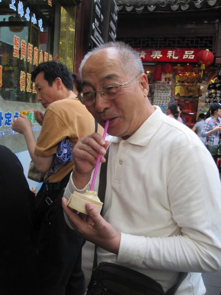 Shanghai Soup Dumpling