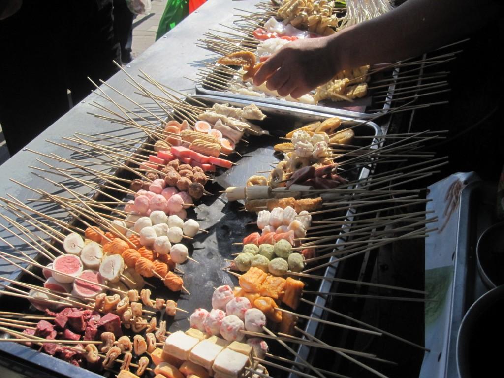 Beijing boiled meat