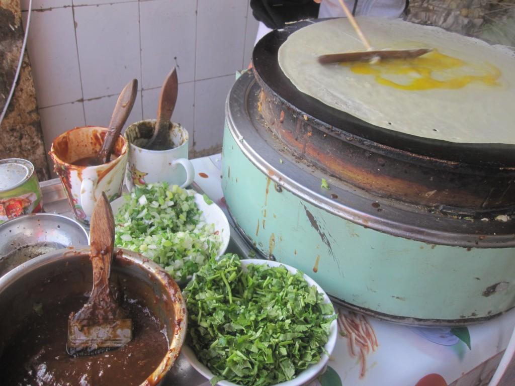 Street food Beijing