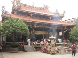 Longshan Temple