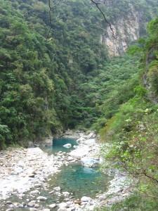 Shankadang Trail, Taroko Gorge
