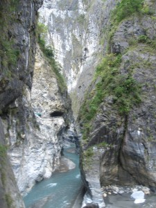 Swallow Grotto Trail, Taroko Gorge
