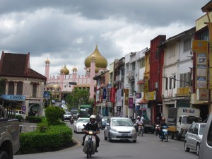 Mosque in Kuching