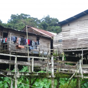 A visit to Chief Bundong and his Longhouse