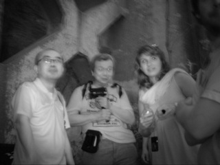 Ghost Hunting in Infra-Red
