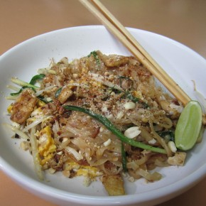 There is no ketchup in Pad Thai!
