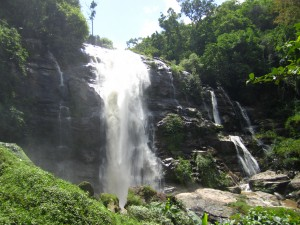 Mae Klang Waterfall, Doi Inthanon