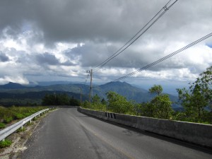 Mae Hong Son loop, scoot