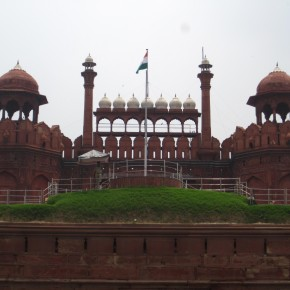The Red Fort (Lal Qila)