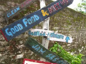 Directions to beatles ashram