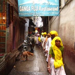 Alleys of Varanasi