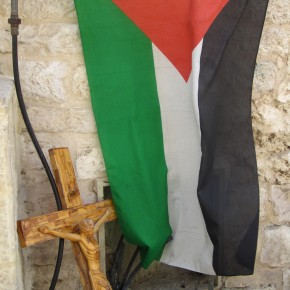 Palestine and Jesus, a match made in the holy land